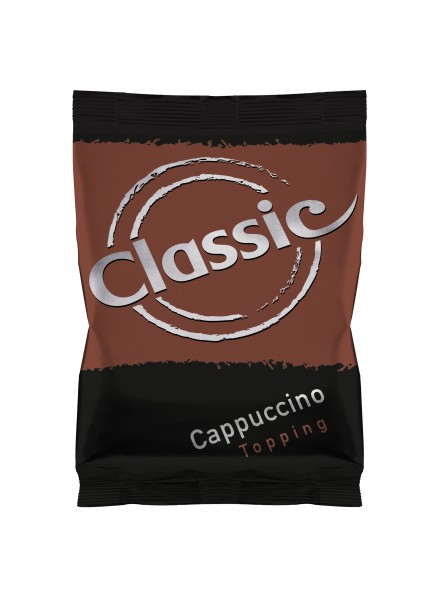 Classic Cappuccino Topping 10 x 750g